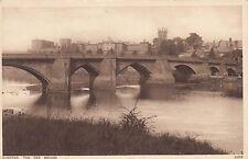 Postcard - Chester - The Dee Bridge