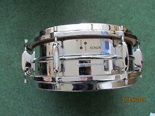 """Sonor Teardrop D444 COB snare drum14""""x5"""" vintage 60er"""