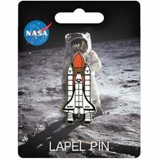 Portfolio Group NASA Moon Landing Pin Space Badge