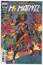 Magnificent MS Marvel # 5 Homage Cover Marvel NM (Secret Wars # 8) New Costume