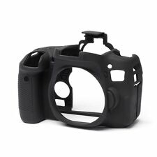 EasyCover Silicone Camera Skin Case Cover Protector for Canon EOS 760D - Black