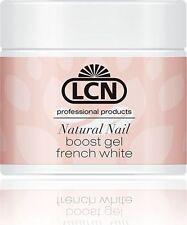 LCN Natural Nail Boost Gel French White 5 ml (419,00€  / 100 ml)