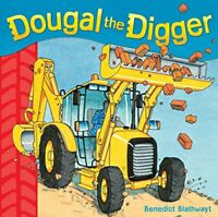 Dougal the Digger by Blathwayt, Benedict Paperback Book The Fast Free Shipping