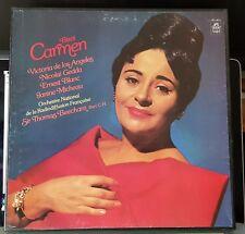 Bizet, Carmen - de los Angeles, Gedda, Beecham - 3 x LPs box set