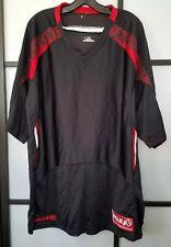 Men's Under Armour Utah Utes Blank Black Football Jersey Heat Gear Sizes Large