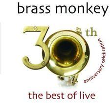 Brass Monkey - 30th Anniversary Celebration: Best of Live [New CD] Holland - Imp