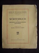 Quellen zur lothringischen Geschichte - T.12