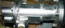 Dayton 1/2 HP DC motor w/ STAINLESS STEEL FOOD GRADE PUMP