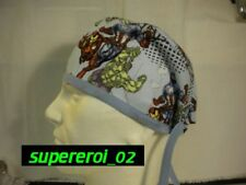 Cuffia chirurgica - Sottocasco - Bandana - Surgical cap - supereroi_02