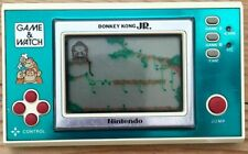 CONSOLE NINTENDO GAME & WATCH DONKEY KONG JR DJ-101 FONCTIONNELLE LCD JUNIOR