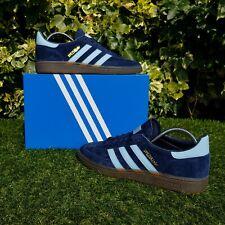 BNWB adidas originals ® Spezial Navy / Argentina Blue Suede Trainers UK Size 9