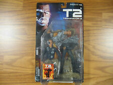 RARE Terminator 2 T 1000 Action Figure, McFarlane, NEW