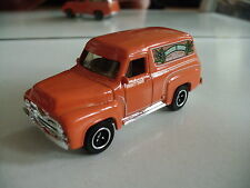 Matchbox Ford F-100 Panel Delivery in Orange