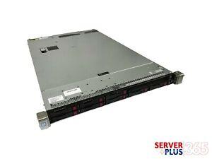 HP ProLiant DL360 G9, 2x 2.6GHz E5-2697v3 14-Core, 128GB RAM, 8x 1.8TB 12G SAS
