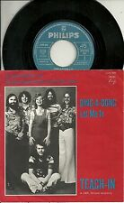 """S  Teach-In - Ding-A-Dong (1975)  SWEDEN 7""""  > European Song Contest"""