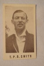 1940's Vintage G.J.Coles Cricket Card -  T.P.B Smith - Essex