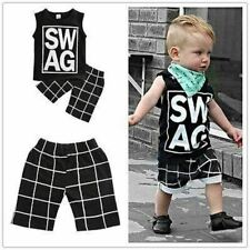 Boy's SWAG Boutique Outfit, Boy's Summer Outfit, Boy's Summer Clothes