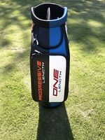 Limited Release Cobra One/Progressive Length Cart bag - Great Condition
