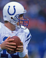 Indianapolis Colts PEYTON MANNING Glossy 8x10 Photo NFL Football Print Poster