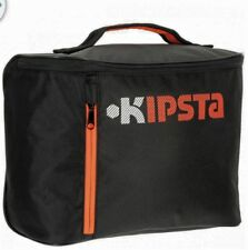 KIPSTA - BORSA 10 LITRI - FOOTBALL -CALCIO-PALLACANESTRO - SCARPE - NERO-ARANCIO