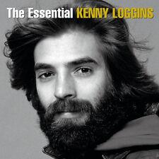 KENNY LOGGINS (ESSENTIAL - GREATEST HITS 2CD SET SEALED + FREE POST)