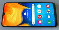 METRO PCS Samsung Galaxy A20 SM-A205U 32GB 4G LTE Android Smart Phone *READ*