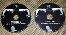 2 - P90X SHOULDERS AND ARMS DVDs Disc 3 - FREE SHIPPING!! SHIPS ASAP!!