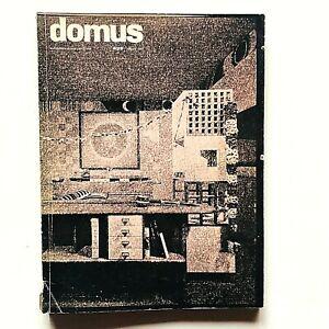 Domus n. 426 maggio 1965 Rivista Architettura Gio Ponti Vico Magistretti Zanuso