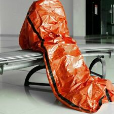 OUTAD Emergency Sleeping Bag Thermal Reflective Survival Bag Orange F0