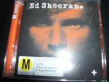 Ed Sheeran + Limited Edition Australian CD DVD (Live London At The 02) - New