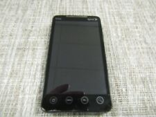 HTC EVO 4G - 1GB - Black (Sprint) BAD ESN UNTESTED PLEASE READ 16779