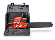 Hecht 44 Box Motorsäge im Transportkoffer Benzin Kettensäge Motorkettensäge