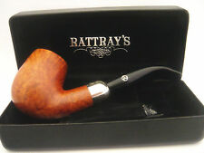 Rattray's Pipe The Chief Natural 9mm #32 NEW & BOXED
