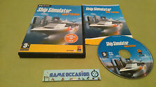 NAVE SIMULADOR GOLD EDITION PC CD-ROM PAL COMPLETO