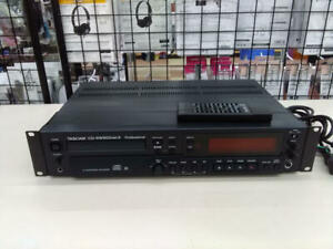 Tascam CD-RW900MKII CD Recorder/Player from Japan