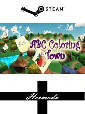 ABC Coloring ville Clé Steam-pour PC Windows (même jour expédition)