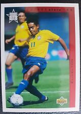 Upper Deck Elivelton BRA Calcio WM 94 n. 231 Trading Card