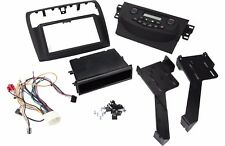 Metra 99-7809B Black Single/Double DIN Stereo Dash Kit for 2004-2008 Acura TSX