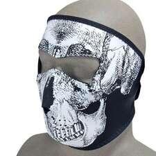 foulard moto tete de mort  tour de cou bandana chopper