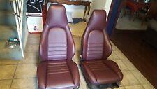 PORSCHE 944 911 951 964 968 85-94 SPORT SEAT KIT LEATHER / GERMAN VINYL KIT
