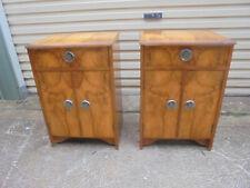 Vintage retro mid century bedside tables