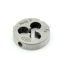 Metric Die Wrench Set Fine Pitch Thread Machine M4*0.5 Round Dies
