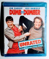 Dumb And Dumber Unrated Version Blu-Ray Disc Jim Carrey Jeff Daniels New Sealed