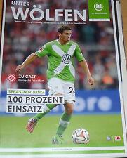 214/15 1.iga VFL Wolfsburg - Eintracht Frankfurt