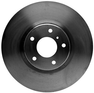 Disc Brake Rotor-Non-Coated Front ACDelco Advantage 18A1811A