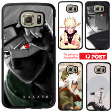 Galaxy Note 8 5 S8 S8 Plus S7 Edge S6 S5 Anime Naruto Rubber Case For Samsung