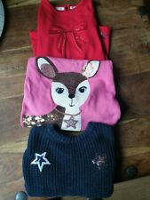Girls Clothing Bundle 4-5 Years winter x3