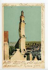 Guadelupe, Interesting Chimney—Antique UDB Felix Miret <1908