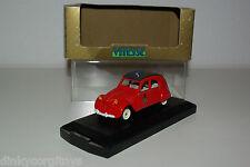VITESSE L003 L 003 CITROEN 2CV 1957 POMPIERS DE PARIS MIB RARE SELTEN RARO