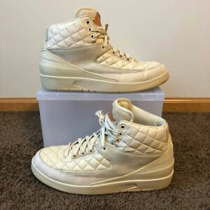 Air Jordan 2 Just Don Beach 834825-250 Size 11 USED